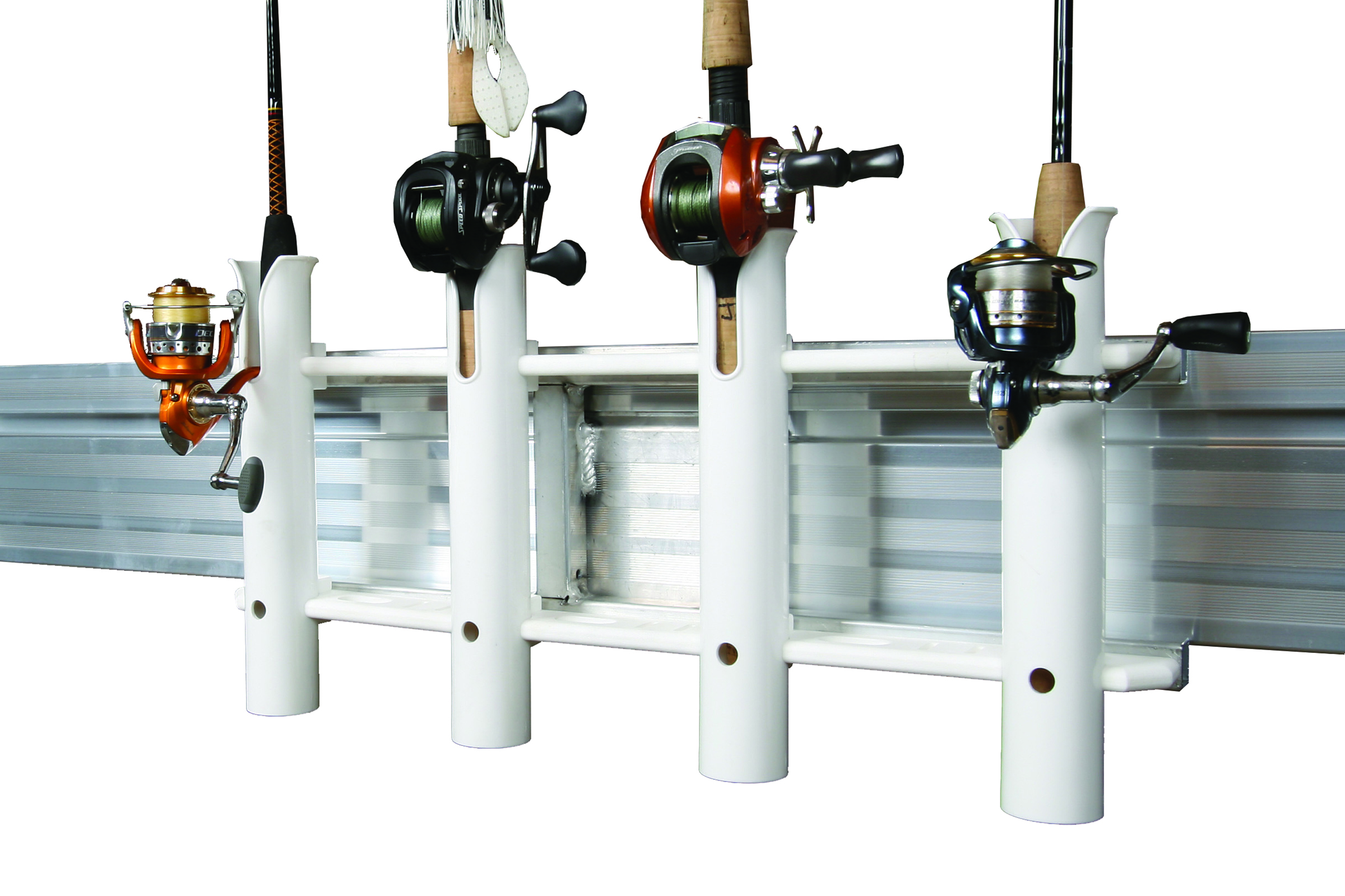dock fishing rod holder